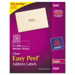 avery-easy-peel-laser-mailing-labels-1-x-2-58-clear-1500box-ave5660