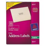 avery-self-adhesive-mailing-labels-for-copiers-clear-2310-per-pack-ave5311