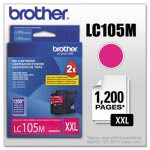 brother-lc105m-super-high-yield-magenta-ink-1200-page-yield-brtlc105m