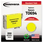innovera-remanufactured-ink-69-yellow-ivr69420
