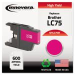 innovera-remanufactured-cli221-ink-magenta-each-ivrlc75m