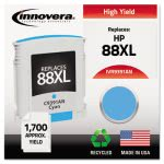 innovera-9391an-compatible-remanufactured-c9391an-88xl-ink-cyan-ivr9391an
