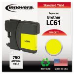 innovera-lc61y-compatible-remanufactured-lc61y-ink-yellow-ivrlc61y