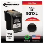 innovera-c654an-compatible-remanufactured-cc654an-901xl-black-ivrc654an