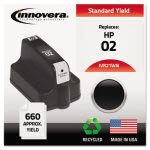 innovera-21wn-compatible-remanufactured-c8721wn-02-ink-black-ivr21wn
