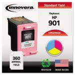 Innovera C656AN Compatible, CC656AN (901) Ink, Tri-Color (IVRC656AN)