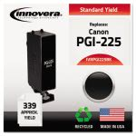 innovera-compatible-remanufactured-4530b001-pgi-225b-ink-black-ivrpgi225bk