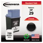 innovera-2029a-compatible-remanufactured-51629a-29-ink-black-ivr2029a