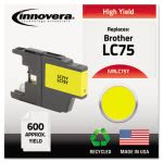 innovera-remanufactured-lc75y-ink-yellow-ivrlc75y
