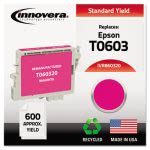 Innovera Remanufactured T060320 Ink (60), Magenta (IVR860320)