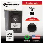 innovera-20056-compatible-remanufactured-c6656an-56-ink-black-ivr20056