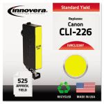 innovera-compatible-remanufactured-4549b001-ink-yellow-each-ivrcli226y