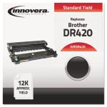 innovera-dr420-compatible-drum-remanufactured-12000-yield-back-ivrdr420