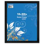 dax-black-plastic-poster-frame-with-window-wide-profile-16x20-dax2863v2x