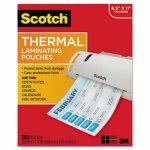 scotch-letter-size-thermal-laminating-pouches-3-mil-11-25-x-8-910-200-per-pack-mmmtp3854200