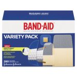 BAND-AID Sheer/Wet Adhesive Bandages, Assorted Sizes (JON 04711)