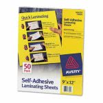 avery-clear-self-adhesive-laminating-sheets-3-mil-9-x-12-50box-ave73601
