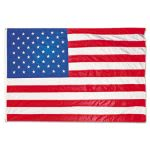 Advantus All-Weather Outdoor U.S. Flag, Nylon, 4 ft. x 6 ft. (AVTMBE002220)