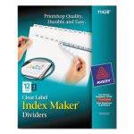 avery-index-maker-clear-label-dividers-12-tab-letter-white-ave11428