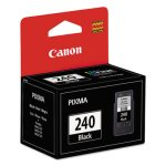 Canon 5207B001 (PG-240) Ink Cartridge, Black, Each (CNM5207B001)