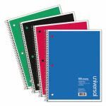 universal-wirebound-notebook-8-12-x-11-college-ruled-100-sheets-assorted-color-cover-unv66600