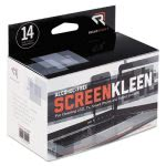 read-right-screenkleen-alcohol-free-wipes-cloth-5-x-5-14box-rearr1291