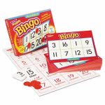 Trend Young Learner Bingo Game, Numbers, Ages 4 and Up, Each (TEPT6068)