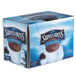 Swiss Miss Hot Cocoa Mix, No Sugar Added, 24 Packets/Box (SWM55584)