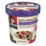 quaker-real-medleys-oatmeal-summer-berry-oatmeal-246oz-cup-12carton-qkr15528