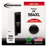 innovera-compatible-remanufactured-cb321wn-564xl-ink-black-ivrb321wnc