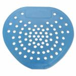 Health Gards Urinal Screens, Blue, Mint Scent, 12 Screens (HOS03904)