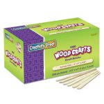 kraft-natural-wood-craft-sticks-4-1-2-x-3-8-1000-sticks-ckc377501