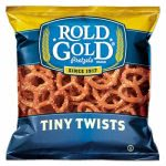Rold Gold Tiny Twists Pretzels, 1 oz Bag, 88/Carton (LAY32430)