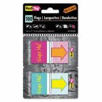 redi-tag-pop-up-flags-with-dispenser-sign-me-100-flags-rtg72038
