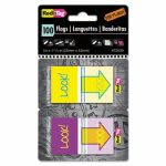 redi-tag-pop-up-fab-flags-with-dispenser-look-100-flags-rtg72039