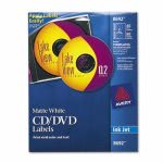 avery-ink-jet-cd-dvd-disc-labels-matte-white-40-pack-ave8692