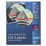 avery-inkjet-full-face-cd-labels-glossy-white-20-pack-ave8944