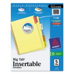 avery-big-tab-dividers-multicolor-tabs-letter-buff-5-dividers-ave11109