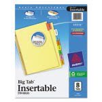 avery-worksaver-big-tab-reinforced-dividers-multicolor-tabs-8-tab-letter-buff-ave11111
