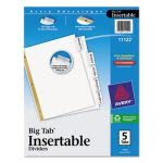 avery-worksaver-big-tab-dividers-clear-tabs-5-tab-letter-white-ave11122