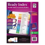 Avery Ready Index Contemporary Table of Contents Divider (AVE11143)