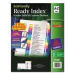 Avery Table of Contents A-Z Dividers, 11 x 8-1/2, 26 Dividers (AVE11085)