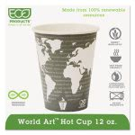 world-art-compostable-hot-cups-12-oz-green-1000-cups-ecoepbhc12wa