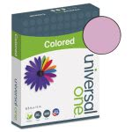 universal-colored-paper-20lb-8-1-2-x-11-orchid-500-sheets-ream-unv11212