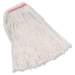rubbermaid-f11712-cut-end-20-oz-cotton-mop-head-white-12-mops-rcpf11712