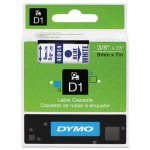 tape-cartridge-for-dymo-label-makers-38-x-23-blue-on-white-dym40914