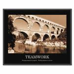 advantus-teamwork-framed-sepia-tone-motivational-print-30-x-24-avt78162