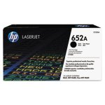 HP 652A, (CF320A) Black Original LaserJet Toner Cartridge (HEWCF320A)
