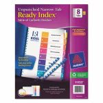 avery-unpunched-dividers-with-narrow-tabs-8-tab-letter-8-dividers-ave11153