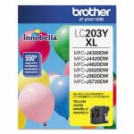 brother-lc203y-lc-203y-high-yield-ink-550-page-yield-yellow-brtlc203y